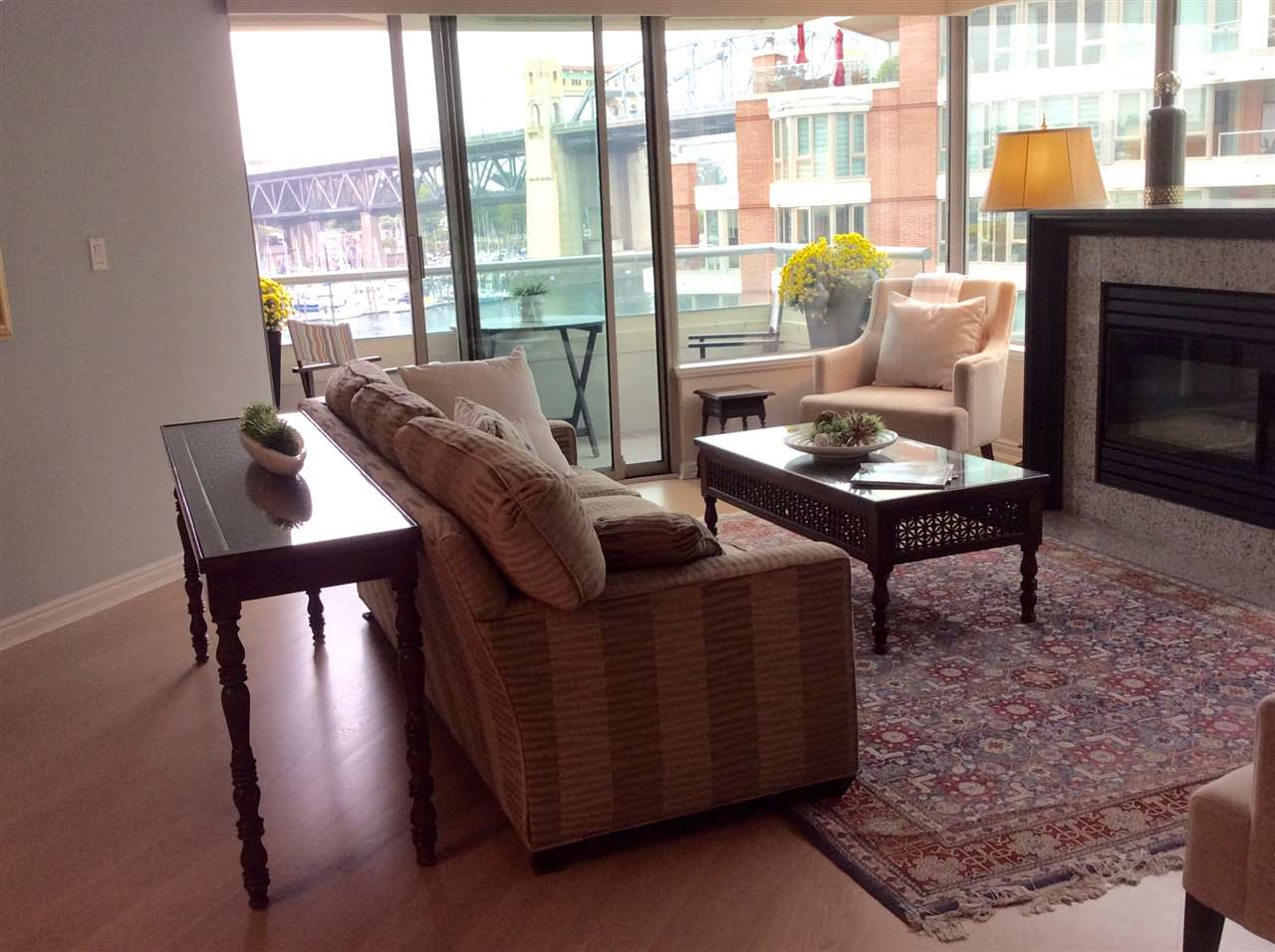 Condo Apartment at 603 1600 HORNBY STREET, Unit 603, Vancouver West, British Columbia. Image 7