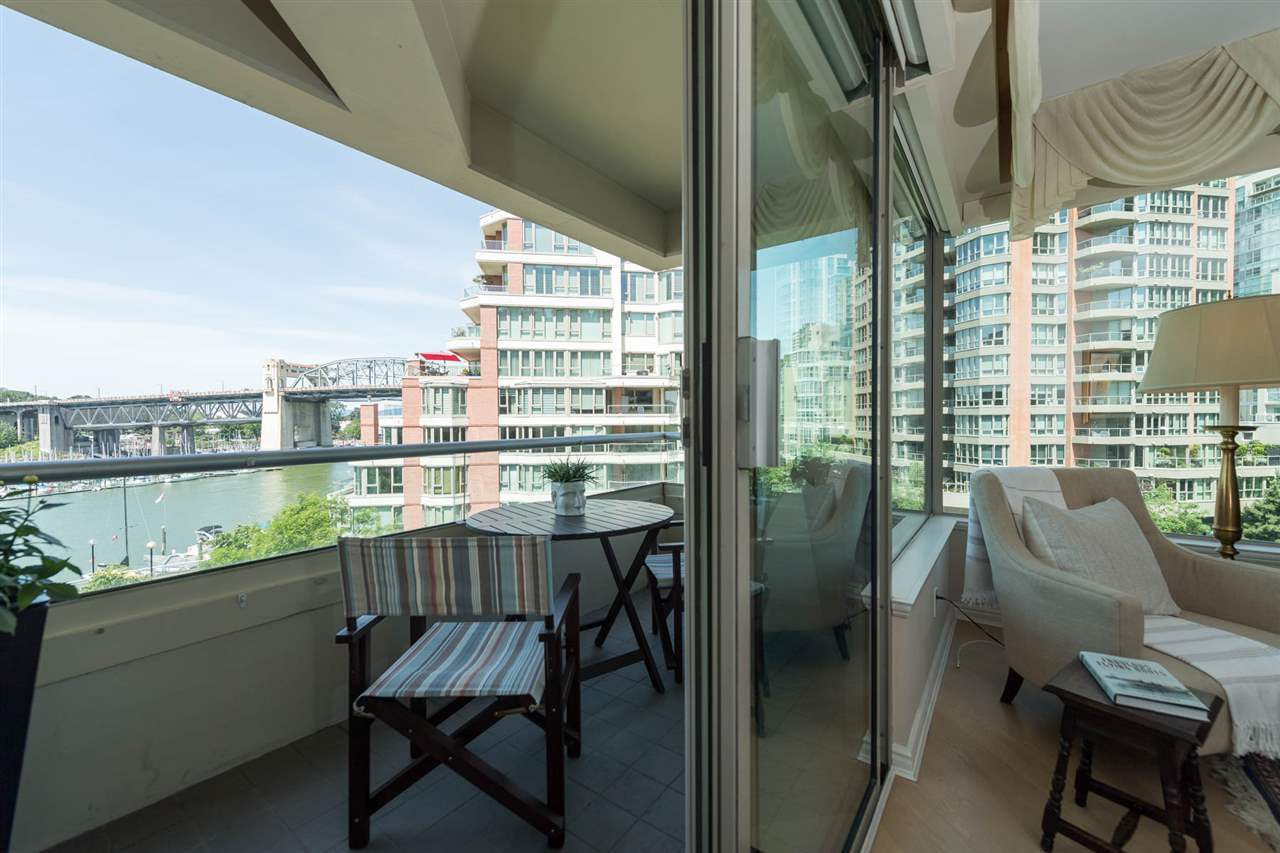 Condo Apartment at 603 1600 HORNBY STREET, Unit 603, Vancouver West, British Columbia. Image 8