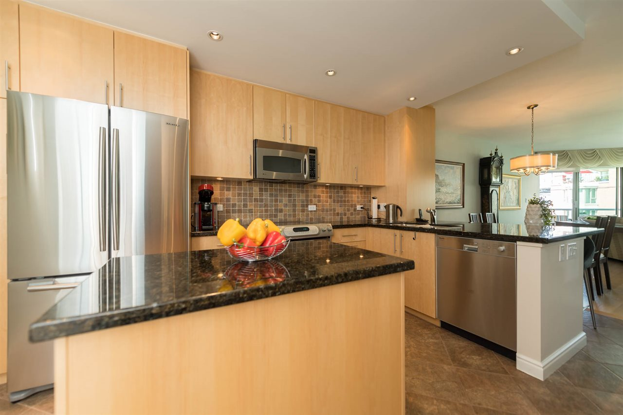 Condo Apartment at 603 1600 HORNBY STREET, Unit 603, Vancouver West, British Columbia. Image 9