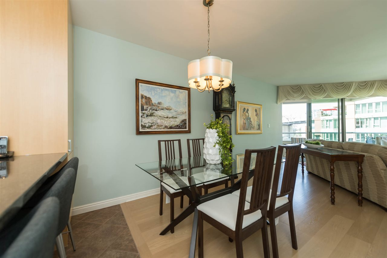 Condo Apartment at 603 1600 HORNBY STREET, Unit 603, Vancouver West, British Columbia. Image 11