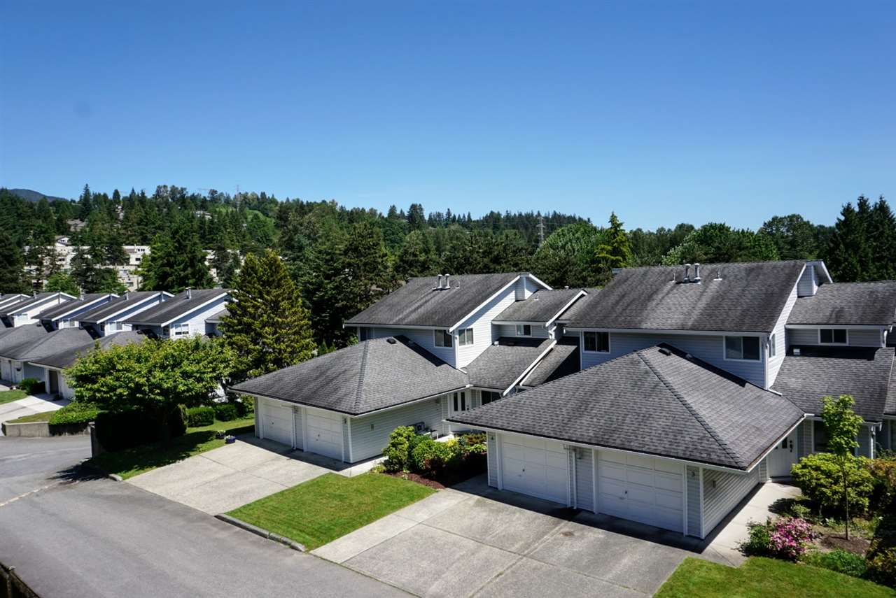 Townhouse at 24 1190 FALCON DRIVE, Unit 24, Coquitlam, British Columbia. Image 2