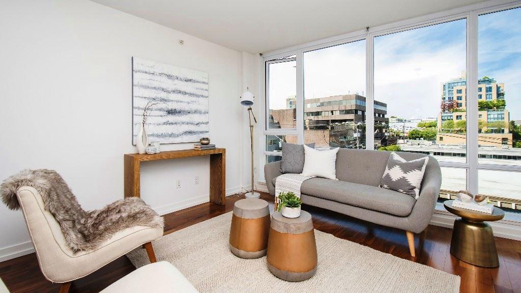 Condo Apartment at 503 1690 W 8TH AVENUE, Unit 503, Vancouver West, British Columbia. Image 3
