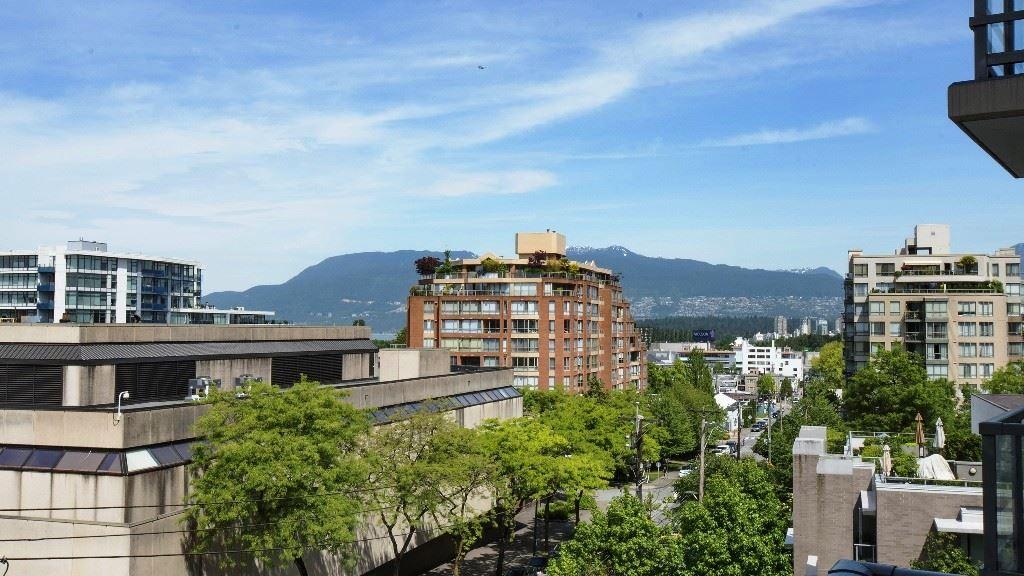 Condo Apartment at 503 1690 W 8TH AVENUE, Unit 503, Vancouver West, British Columbia. Image 6