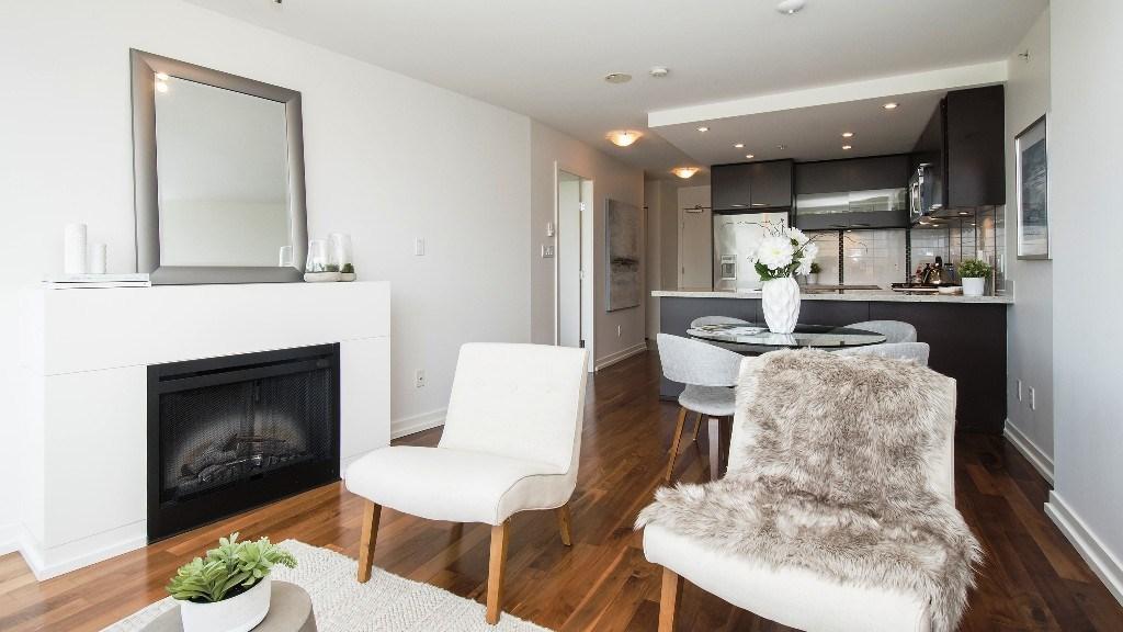 Condo Apartment at 503 1690 W 8TH AVENUE, Unit 503, Vancouver West, British Columbia. Image 7
