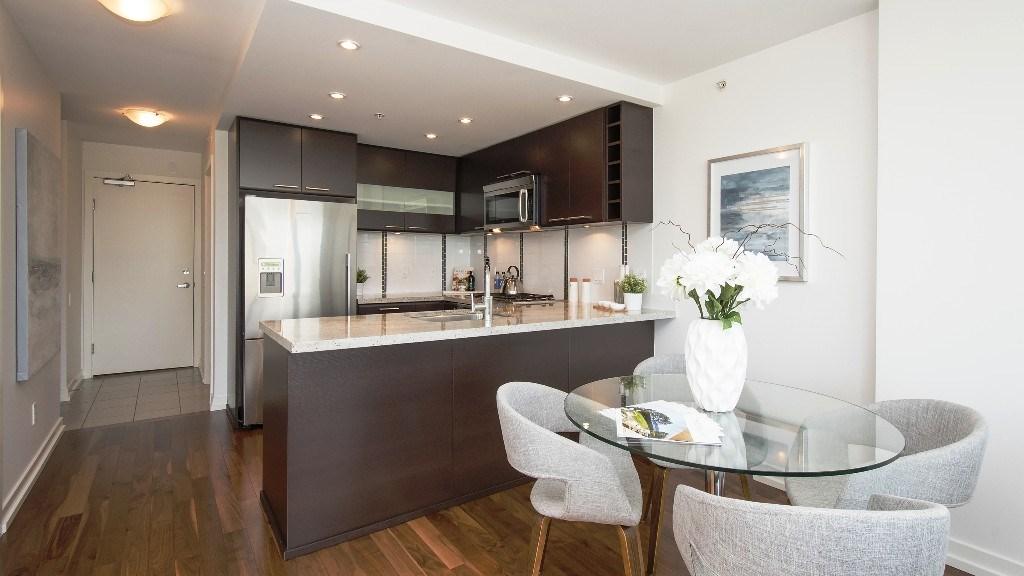 Condo Apartment at 503 1690 W 8TH AVENUE, Unit 503, Vancouver West, British Columbia. Image 8