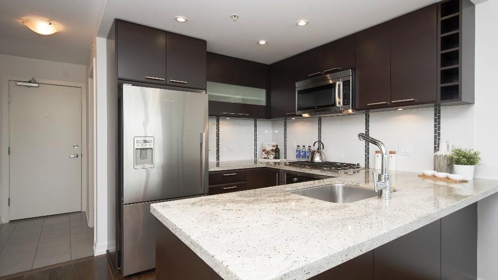Condo Apartment at 503 1690 W 8TH AVENUE, Unit 503, Vancouver West, British Columbia. Image 9