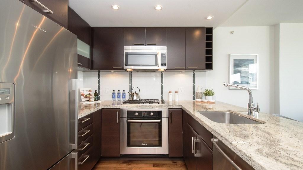 Condo Apartment at 503 1690 W 8TH AVENUE, Unit 503, Vancouver West, British Columbia. Image 10