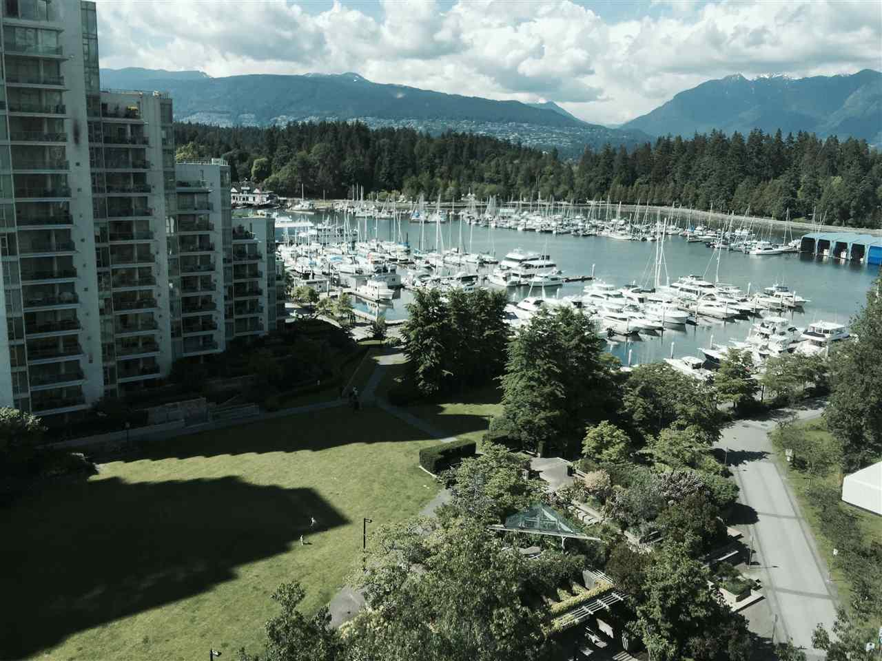Condo Apartment at 1201 1650 BAYSHORE DRIVE, Unit 1201, Vancouver West, British Columbia. Image 1