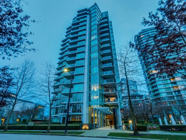 Condo Apartment at 1201 1650 BAYSHORE DRIVE, Unit 1201, Vancouver West, British Columbia. Image 2