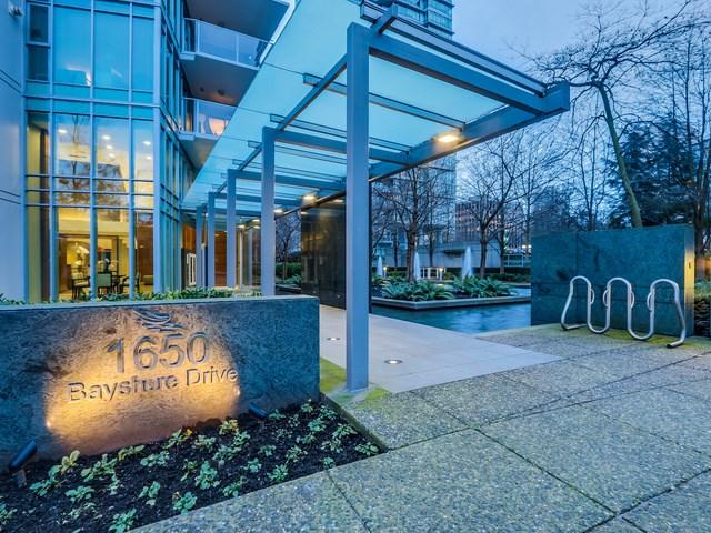 Condo Apartment at 1201 1650 BAYSHORE DRIVE, Unit 1201, Vancouver West, British Columbia. Image 3