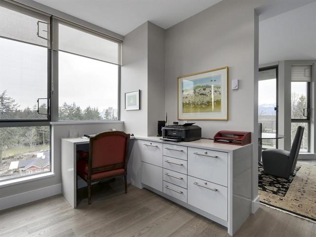 Condo Apartment at 1003 5657 HAMPTON PLACE, Unit 1003, Vancouver West, British Columbia. Image 5