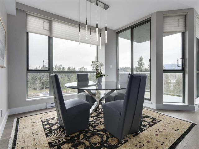 Condo Apartment at 1003 5657 HAMPTON PLACE, Unit 1003, Vancouver West, British Columbia. Image 6