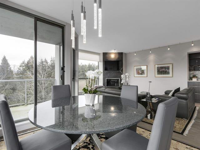 Condo Apartment at 1003 5657 HAMPTON PLACE, Unit 1003, Vancouver West, British Columbia. Image 7