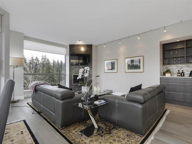 Condo Apartment at 1003 5657 HAMPTON PLACE, Unit 1003, Vancouver West, British Columbia. Image 8