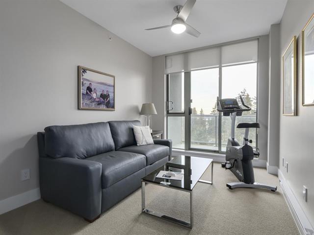 Condo Apartment at 1003 5657 HAMPTON PLACE, Unit 1003, Vancouver West, British Columbia. Image 14