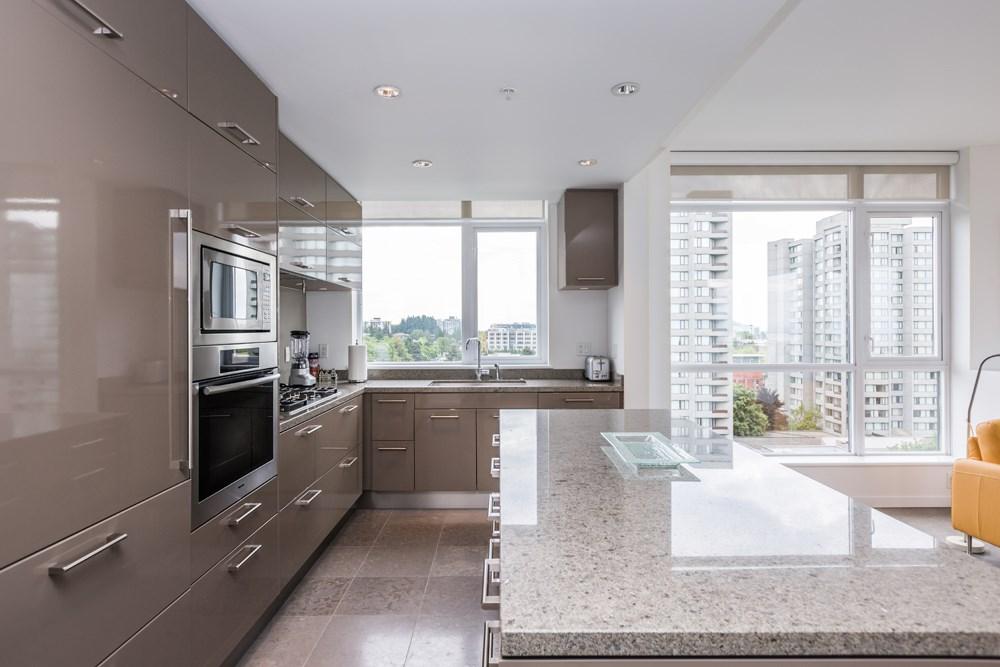 Condo Apartment at 1003 5989 WALTER GAGE ROAD, Unit 1003, Vancouver West, British Columbia. Image 8