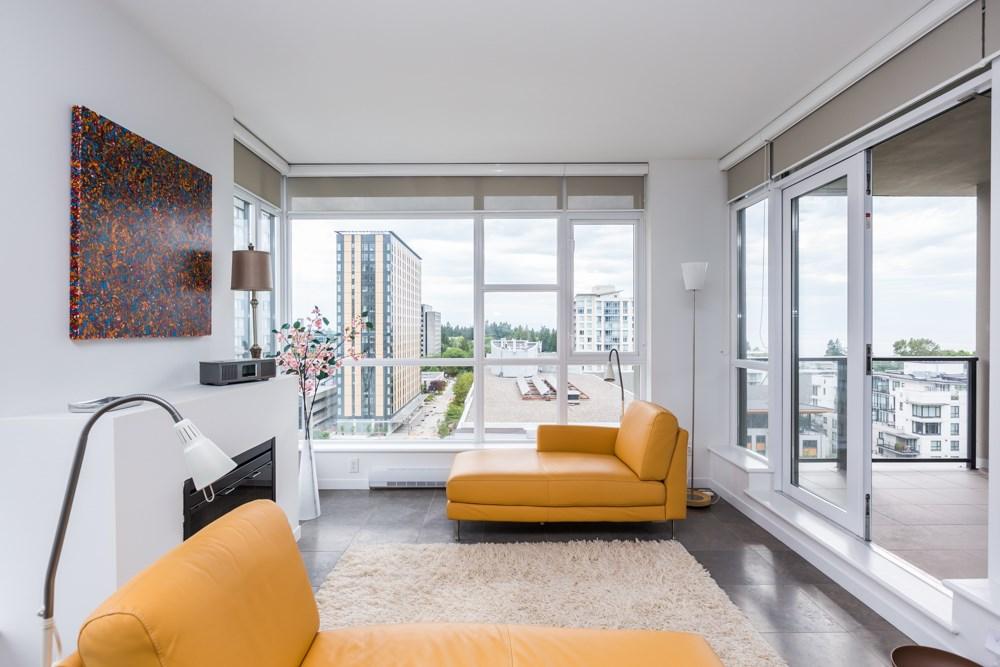Condo Apartment at 1003 5989 WALTER GAGE ROAD, Unit 1003, Vancouver West, British Columbia. Image 12