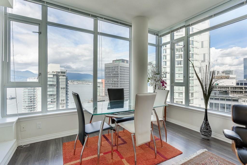 Condo Apartment at 2405 1211 MELVILLE STREET, Unit 2405, Vancouver West, British Columbia. Image 5