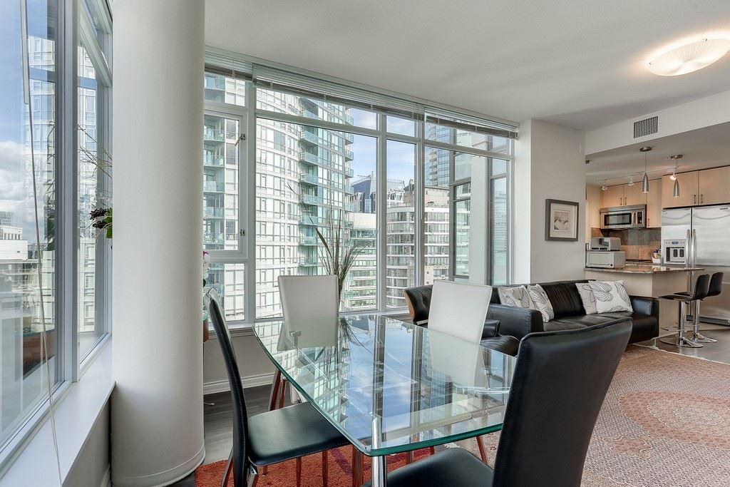 Condo Apartment at 2405 1211 MELVILLE STREET, Unit 2405, Vancouver West, British Columbia. Image 6