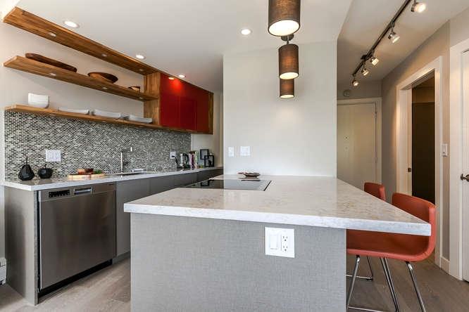 Condo Apartment at 503 1930 MARINE DRIVE, Unit 503, West Vancouver, British Columbia. Image 1