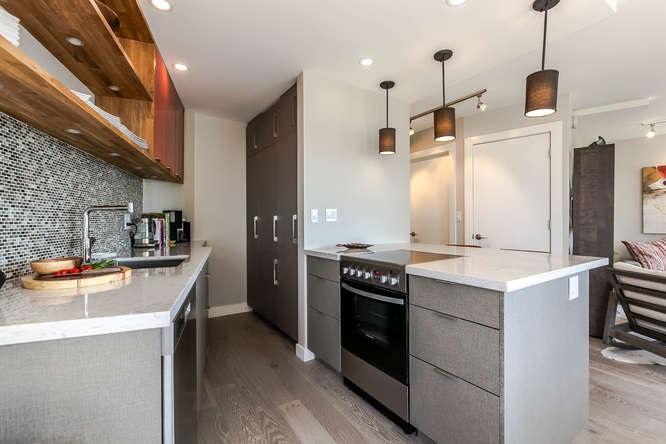 Condo Apartment at 503 1930 MARINE DRIVE, Unit 503, West Vancouver, British Columbia. Image 4