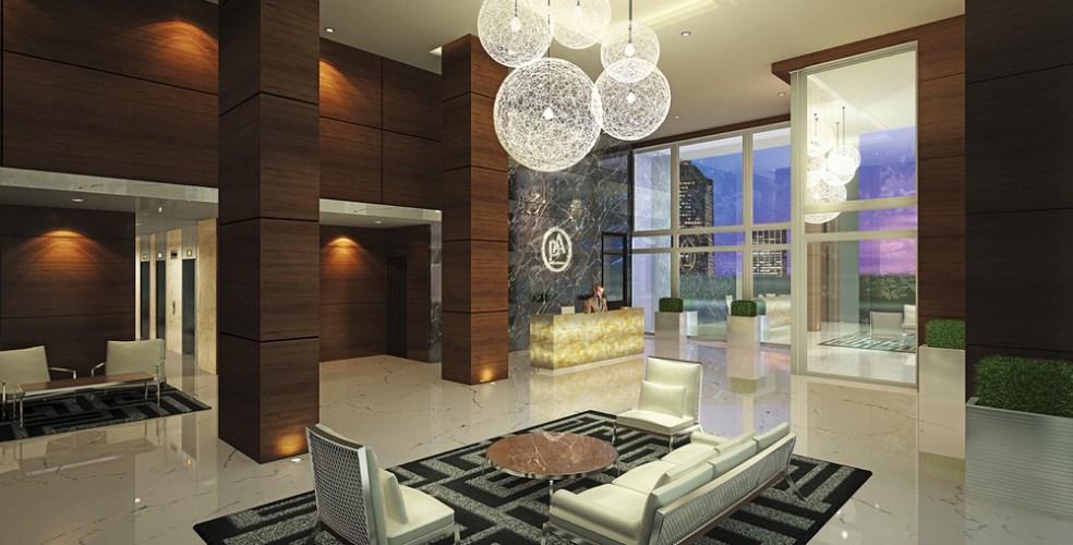 Condo Apartment at 4308 13696 100TH AVENUE, Unit 4308, North Surrey, British Columbia. Image 3