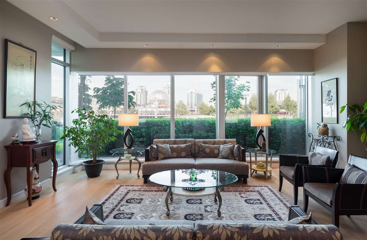 Condo Apartment at 102 151 ATHLETES WAY, Unit 102, Vancouver West, British Columbia. Image 7