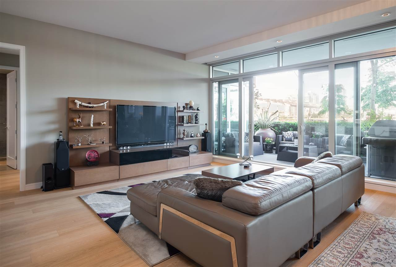 Condo Apartment at 102 151 ATHLETES WAY, Unit 102, Vancouver West, British Columbia. Image 8