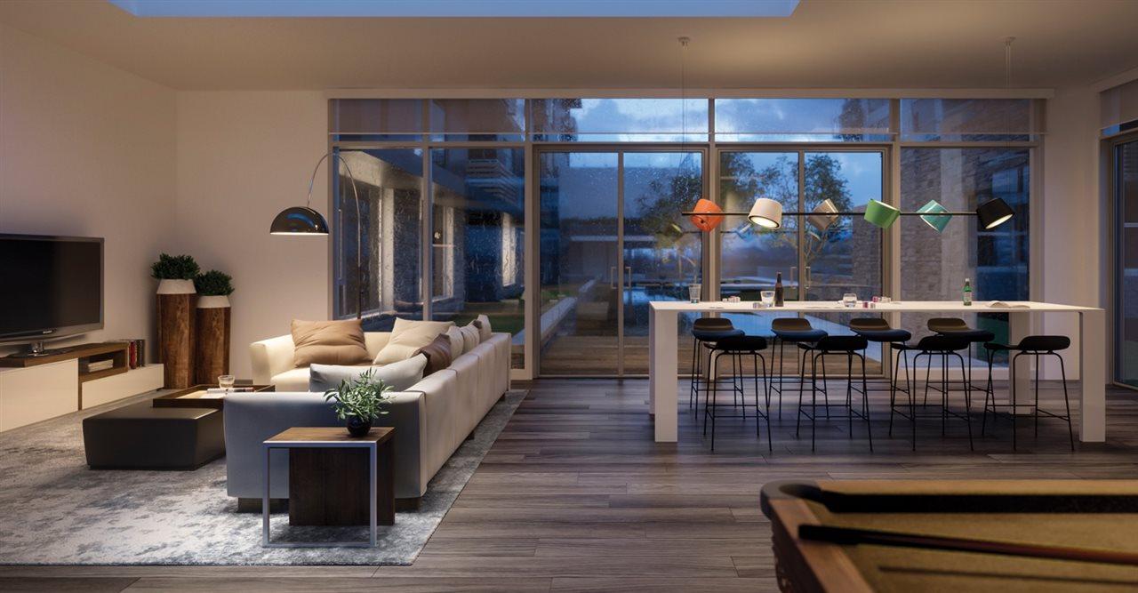 Condo Apartment at 206 375 W 59TH AVENUE, Unit 206, Vancouver West, British Columbia. Image 5