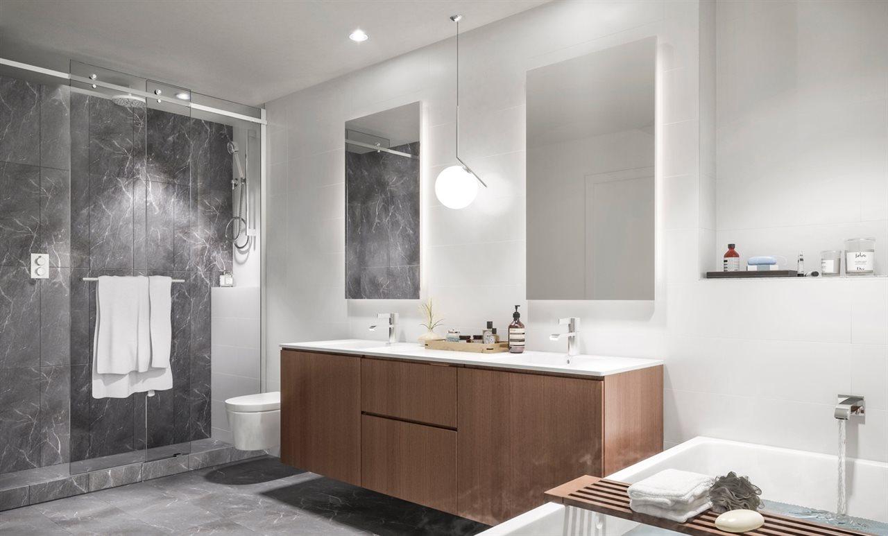Condo Apartment at 206 375 W 59TH AVENUE, Unit 206, Vancouver West, British Columbia. Image 7