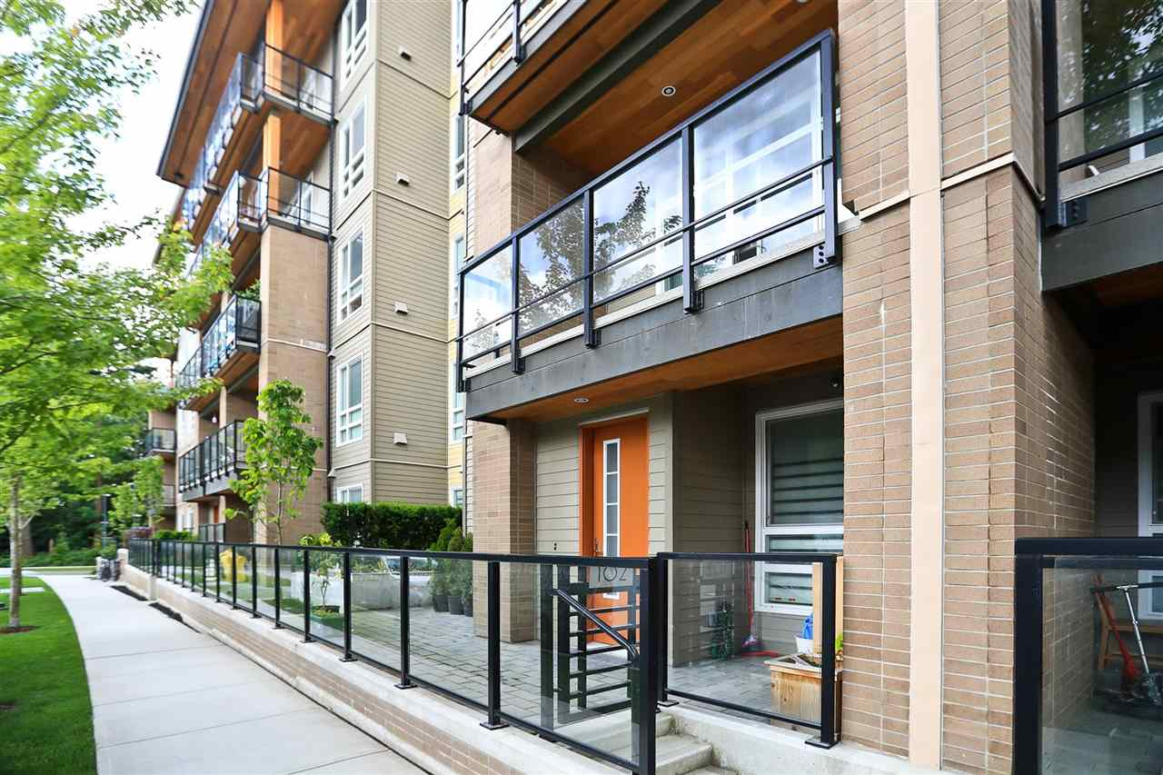 Condo Apartment at 111 6033 GRAY AVENUE, Unit 111, Vancouver West, British Columbia. Image 2