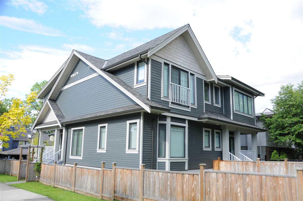 Half-duplex at 3180 YUKON STREET, Vancouver West, British Columbia. Image 1