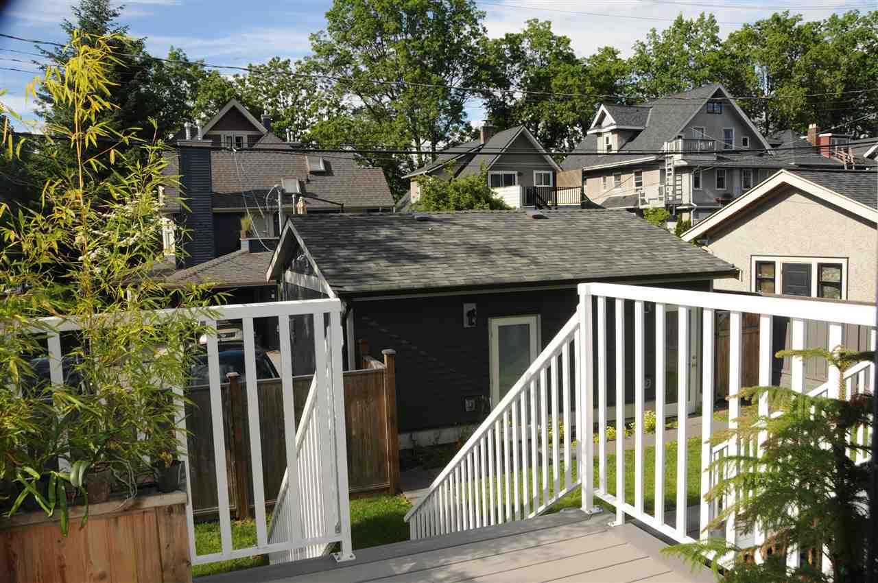 Half-duplex at 3180 YUKON STREET, Vancouver West, British Columbia. Image 13