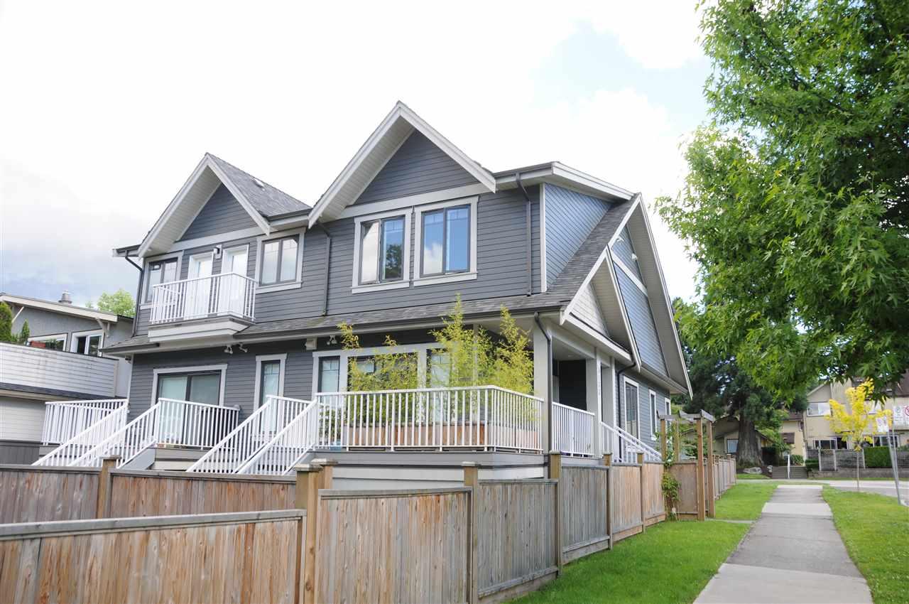Half-duplex at 3180 YUKON STREET, Vancouver West, British Columbia. Image 15