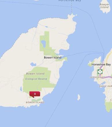 Vacant Land at 931 FAIRWAY LANE, Bowen Island, British Columbia. Image 5
