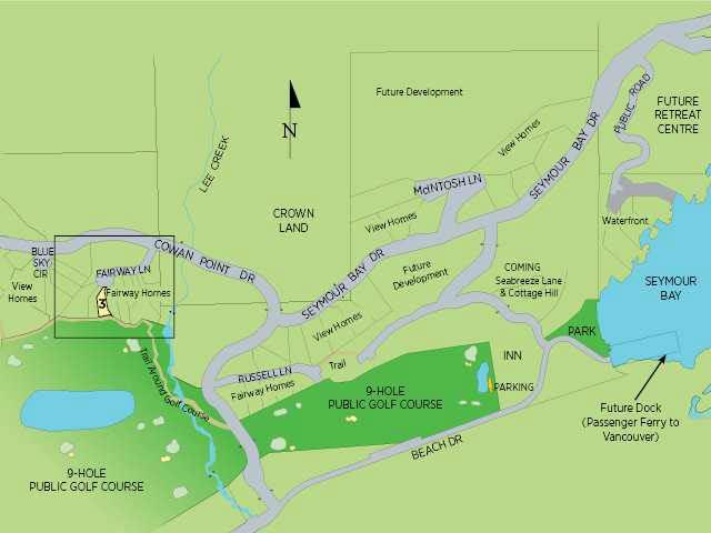 Vacant Land at 931 FAIRWAY LANE, Bowen Island, British Columbia. Image 14