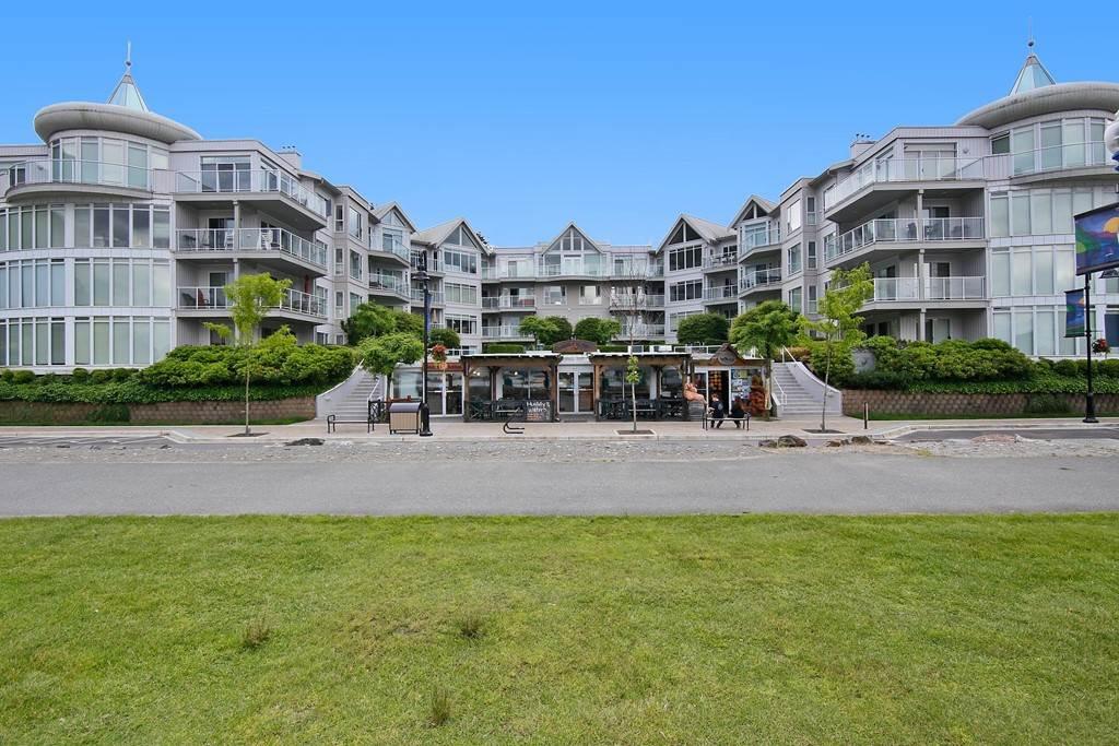 Condo Apartment at 312 328 ESPLANADE AVENUE, Unit 312, Harrison Hot Springs, British Columbia. Image 1