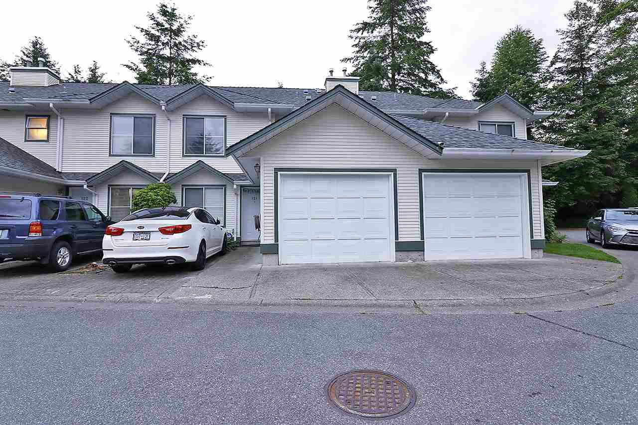 Townhouse at 121 8655 KING GEORGE BOULEVARD, Unit 121, Surrey, British Columbia. Image 1