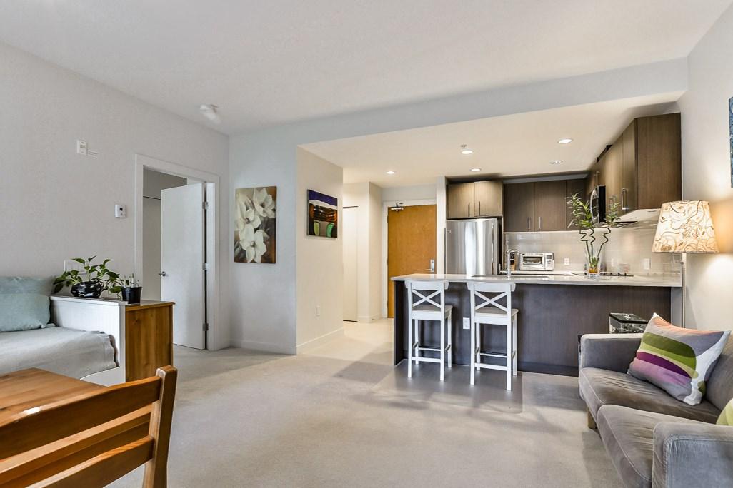 Condo Apartment at 215 5983 GRAY AVENUE, Unit 215, Vancouver West, British Columbia. Image 4