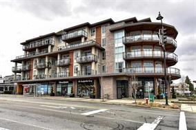 Condo Apartment at 307 1420 JOHNSTON ROAD, Unit 307, South Surrey White Rock, British Columbia. Image 1