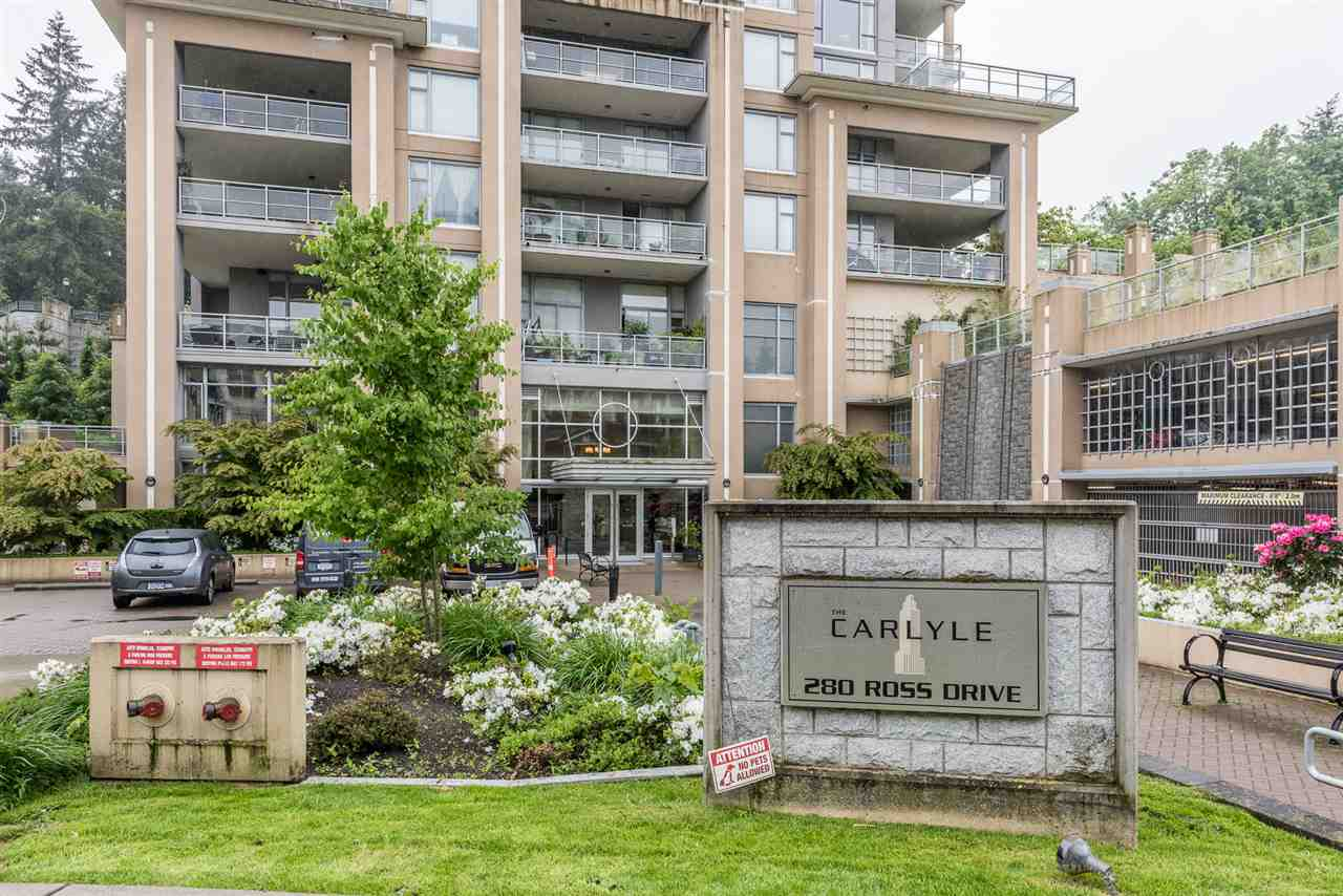 Condo Apartment at 704 280 ROSS DRIVE, Unit 704, New Westminster, British Columbia. Image 19