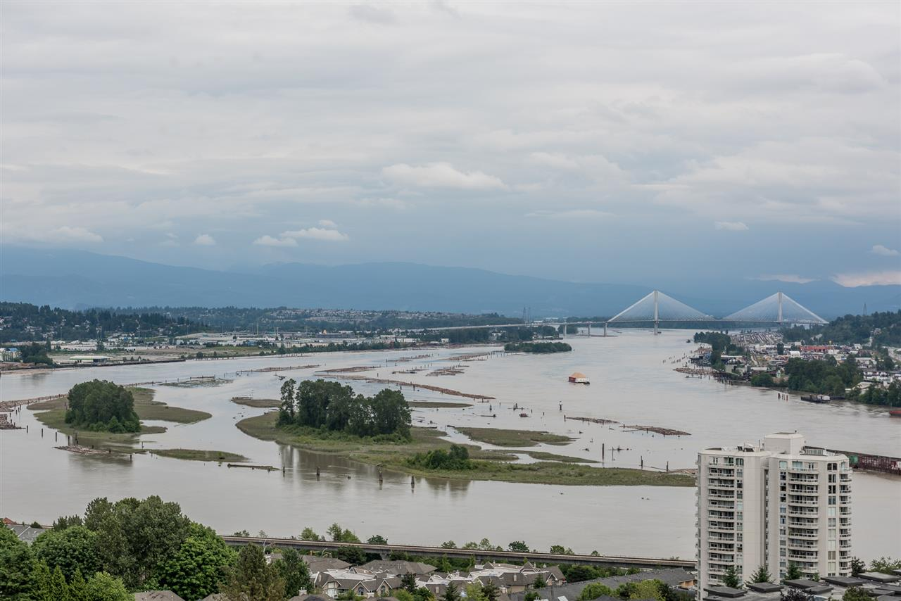 Condo Apartment at 1606 280 ROSS DRIVE, Unit 1606, New Westminster, British Columbia. Image 1