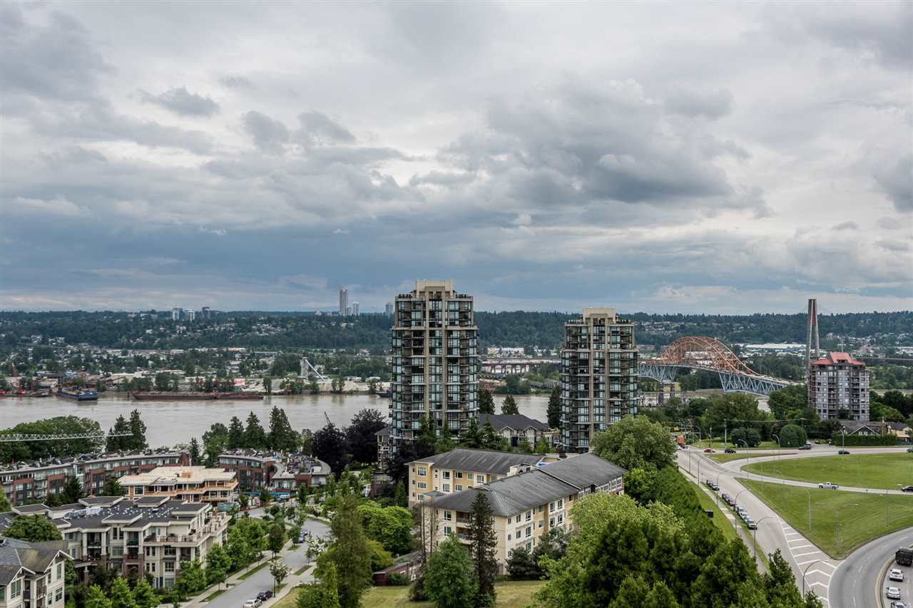 Condo Apartment at 1606 280 ROSS DRIVE, Unit 1606, New Westminster, British Columbia. Image 3