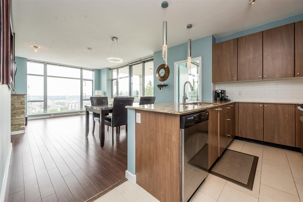 Condo Apartment at 1606 280 ROSS DRIVE, Unit 1606, New Westminster, British Columbia. Image 4