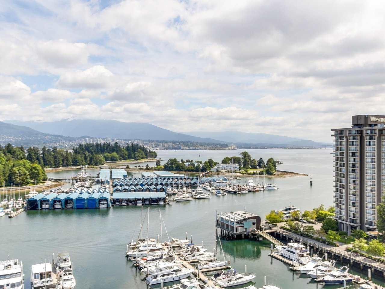 Condo Apartment at PH2 1777 BAYSHORE DRIVE, Unit PH2, Vancouver West, British Columbia. Image 2