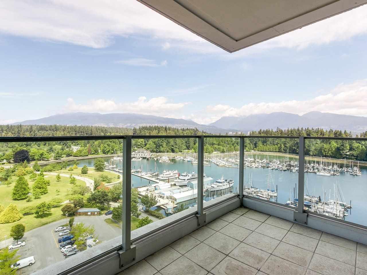 Condo Apartment at PH2 1777 BAYSHORE DRIVE, Unit PH2, Vancouver West, British Columbia. Image 5
