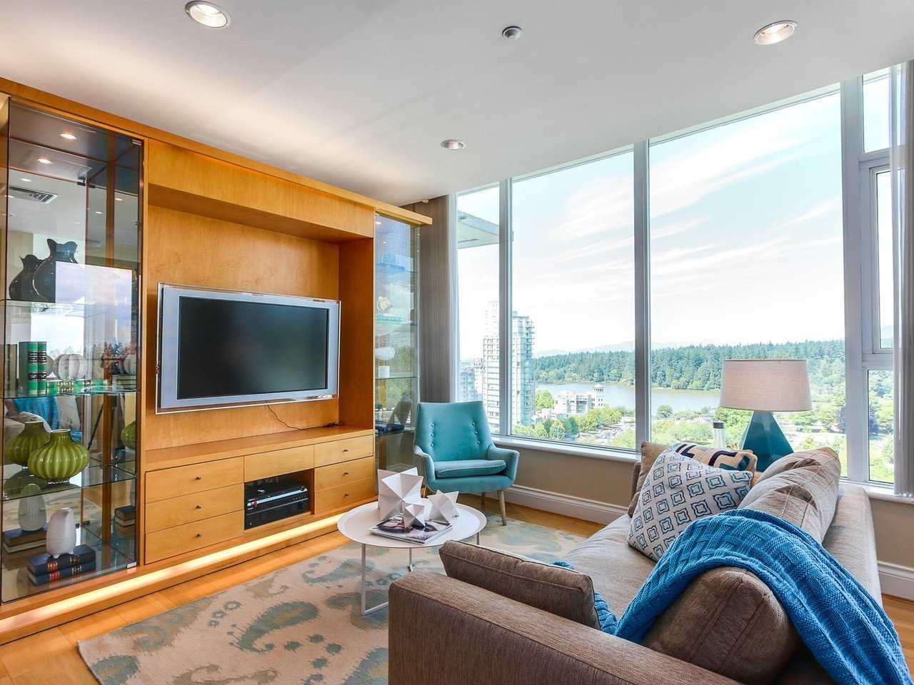 Condo Apartment at PH2 1777 BAYSHORE DRIVE, Unit PH2, Vancouver West, British Columbia. Image 9