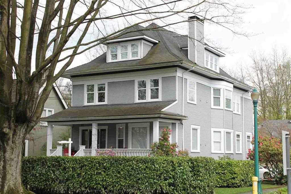Townhouse at C 405 W 14TH AVENUE, Unit C, Vancouver West, British Columbia. Image 1
