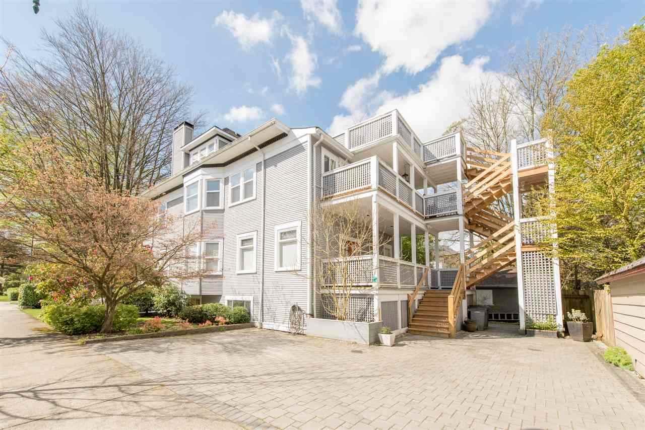 Townhouse at C 405 W 14TH AVENUE, Unit C, Vancouver West, British Columbia. Image 18