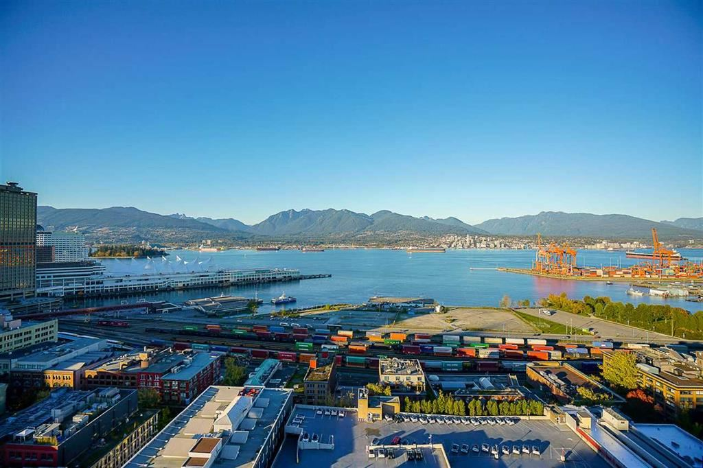 Condo Apartment at 2510 128 W CORDOVA STREET, Unit 2510, Vancouver West, British Columbia. Image 1
